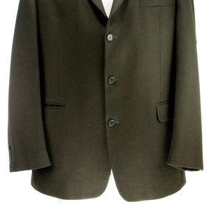 Gianfranco Ruffini Suits & Blazers - Gianfranco Ruffini - Men's Blazer Jacket Sz 44 L